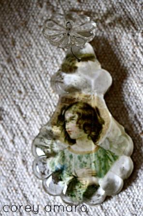 Angel crystal