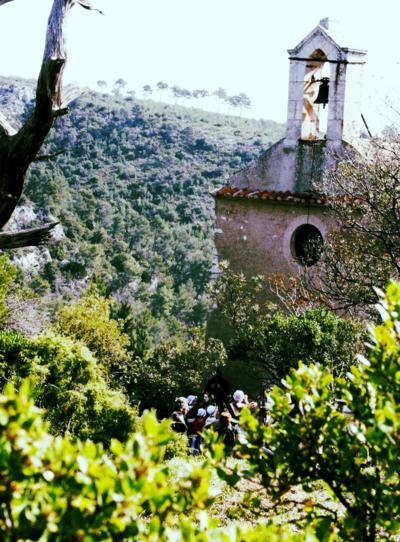 Provencal church