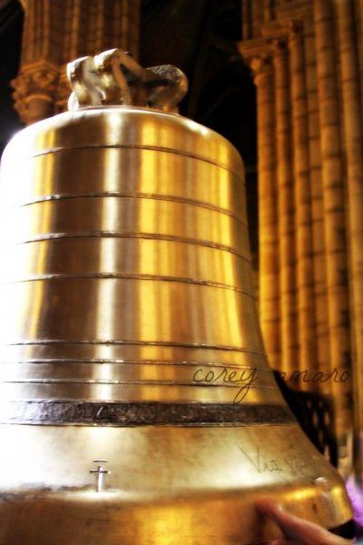 Bells Notre Dame New