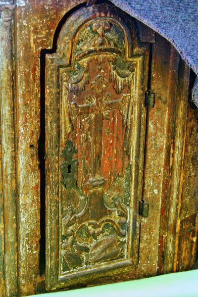 Antique tabernacle