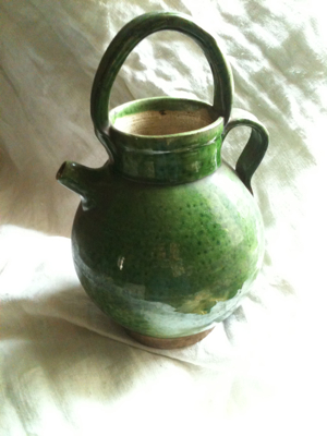 Provencal Water Jug for the Table