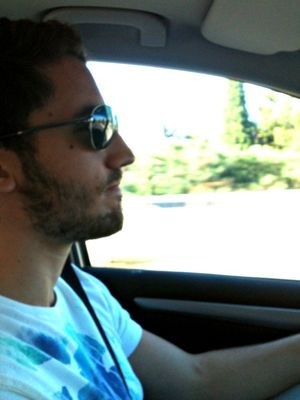 Sacha chauffeur
