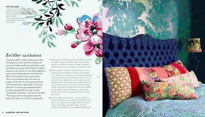 Sarah moore cushions