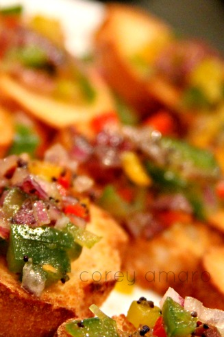 Three Peppers Savory Crunch
