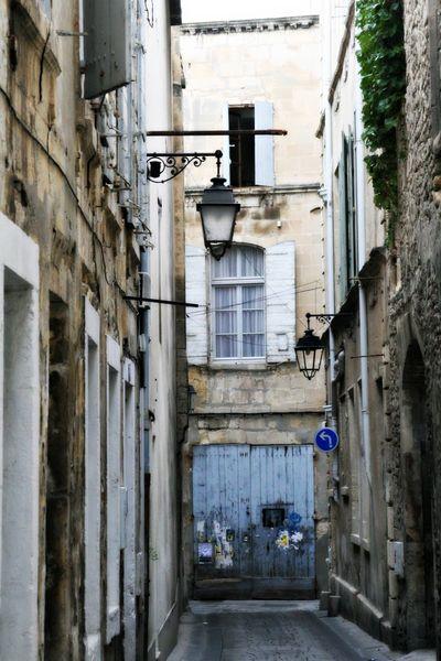 Narrow street France