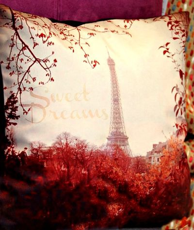 Pillow talk sweet dreams Paris