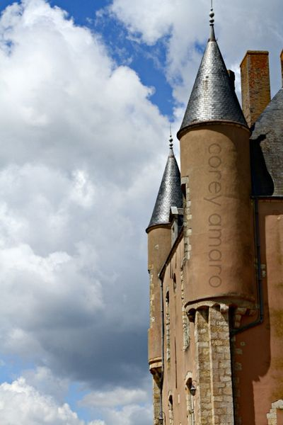 Towers Chateau Bellegarde