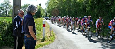 Bicycle race france