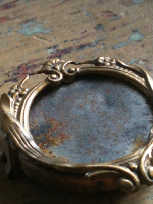 French Antique Locket