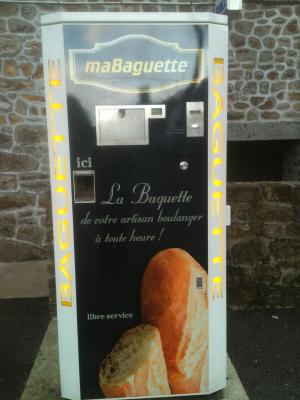 Baguette Machine