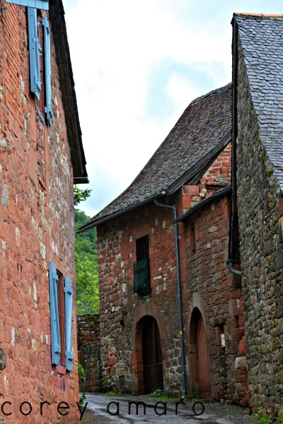 Collonges-la-Rouge, Limousin