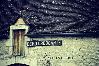 Depot brocante