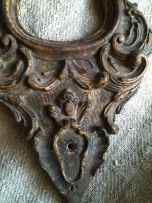 18th Century French Antique Frame