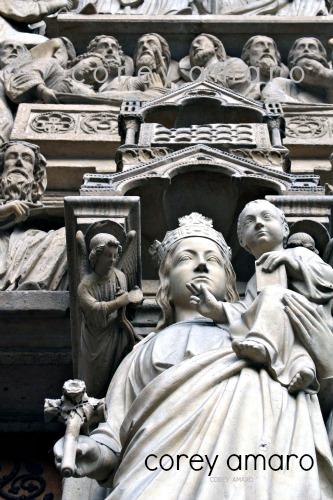 Notre-Dame-Entrance-Facade