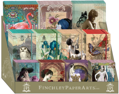 Finchely paper arts