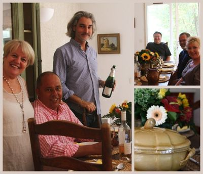 Brocante Visit Collage