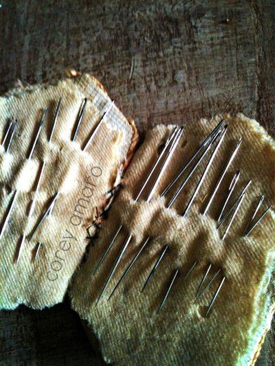 Needles antiques