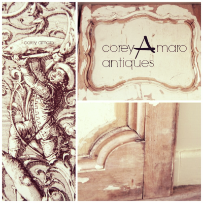 French Brocante, Corey  Amaro, antiques details
