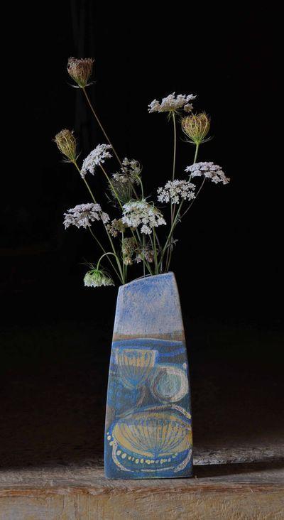 TerrainVallonne vase 2 saturay art saves