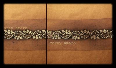 Bracelet design French