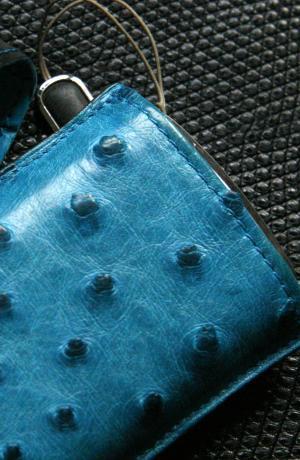 Sac sur measure célia granger blue