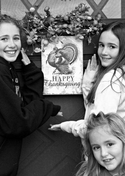 Thanksgiving- Family