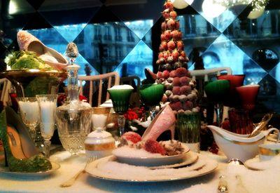 Paris Prada Christmas Window
