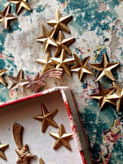 Antique stars