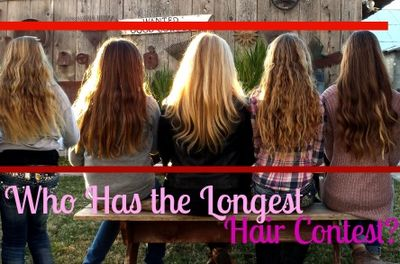 Who has the longest hair