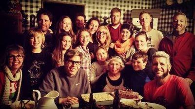 Family home birthday