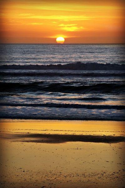 Last sun set of 2013
