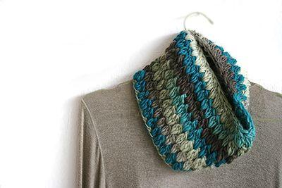 MarryGknit chunky scarf