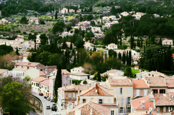 Postcards from a French Village by Corey Amaro