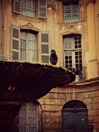 Aix en provence place albertas