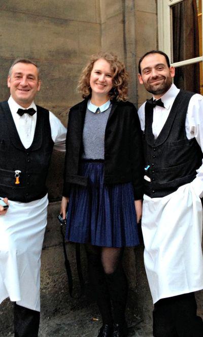 Parisian Waiters