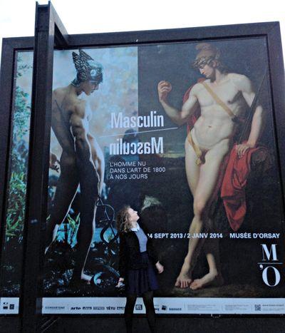 Masculin expo orsay