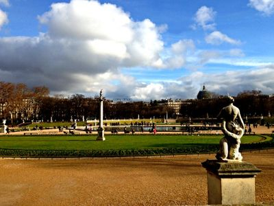 A day in Paris