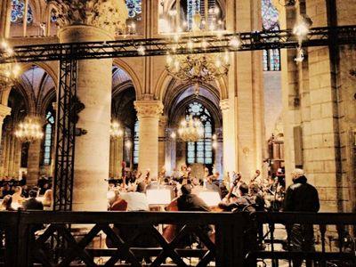 Notre Dame orchestre Paris philharmonique