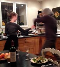 Dinner dancing