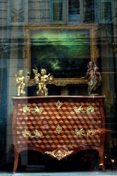 Antiques in san remo