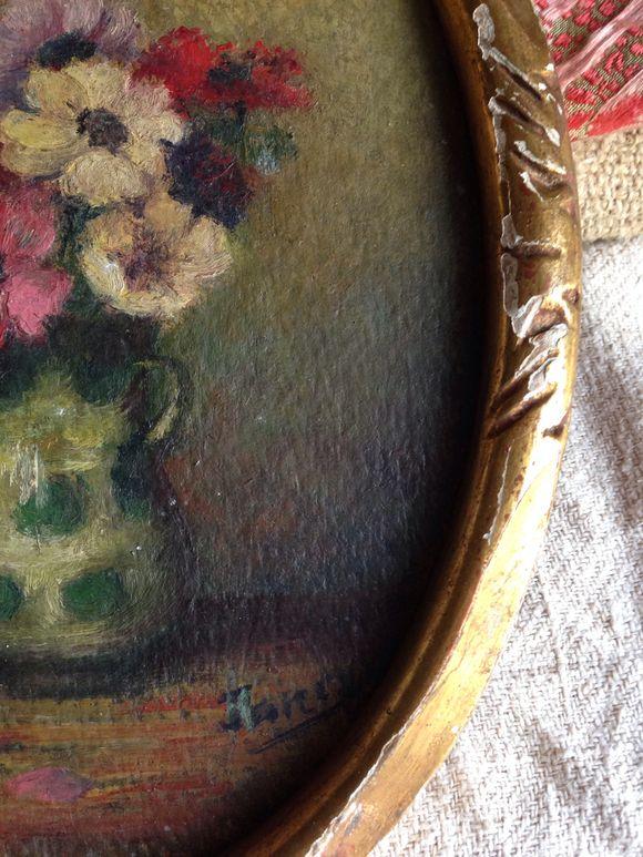Obal Paintîng with Frame