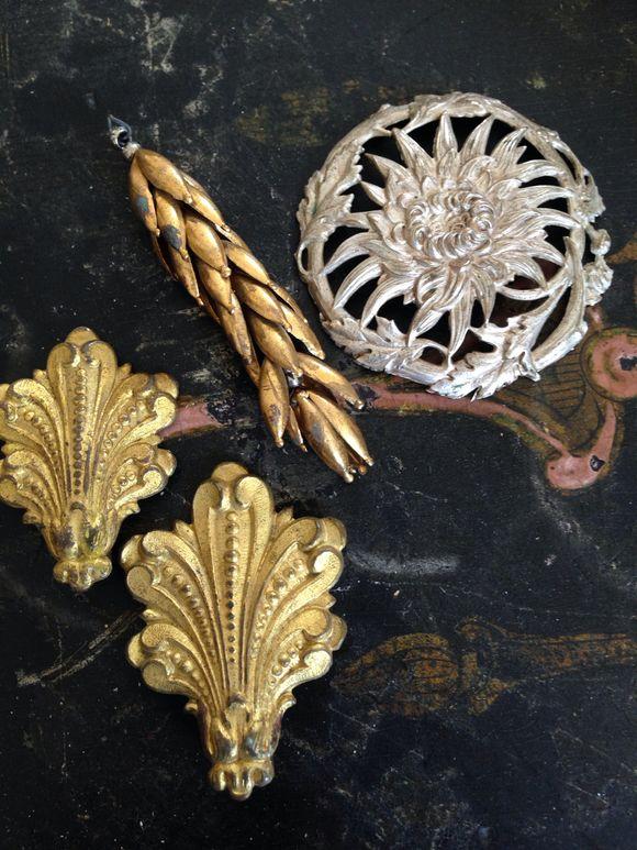 Decorative Metal Fragments