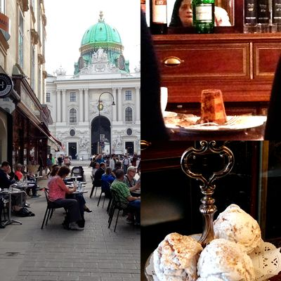 Vienna's coffee house