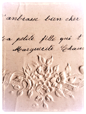French Antique Love Letters
