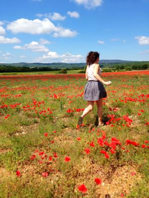 Chelsea poppies