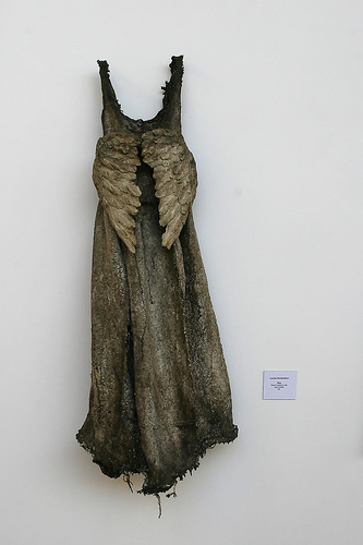 Louise richardson dress with wings