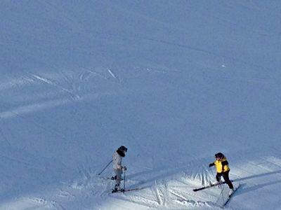 The ski instructor