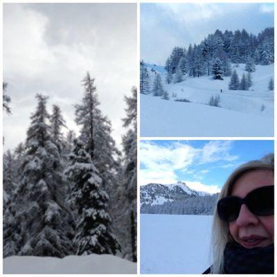 Vars France snow