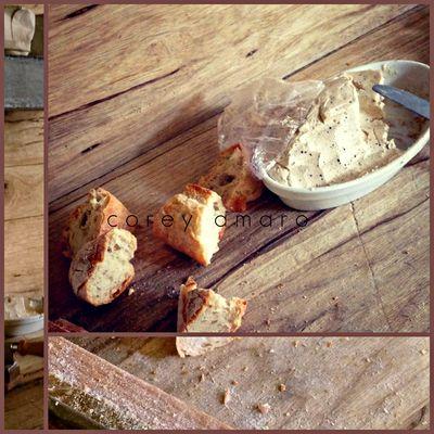 Truffle butter Chez Serge