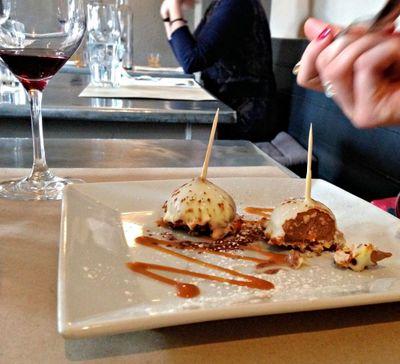 Dessert Chez Serge